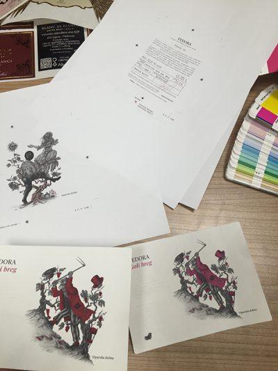 Pri tiskarju - Jomi